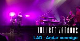 Julieta Venegas y LAD – Andar conmigo