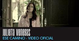 Julieta Venegas – Ese Camino – Video Oficial