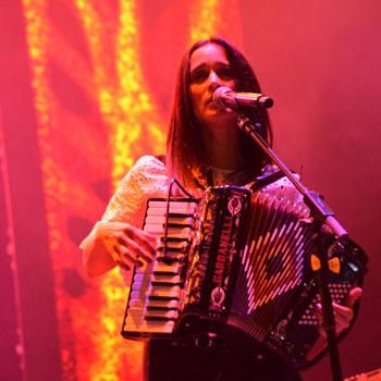 Julieta Venegas en Colombia